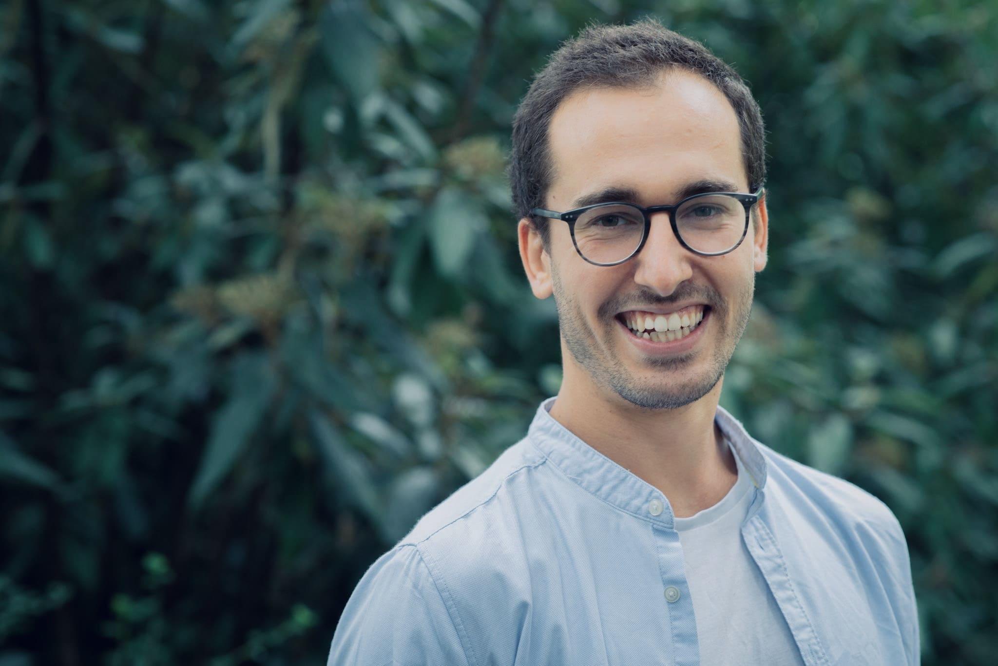 Adrian Schuberth Gründer von napode